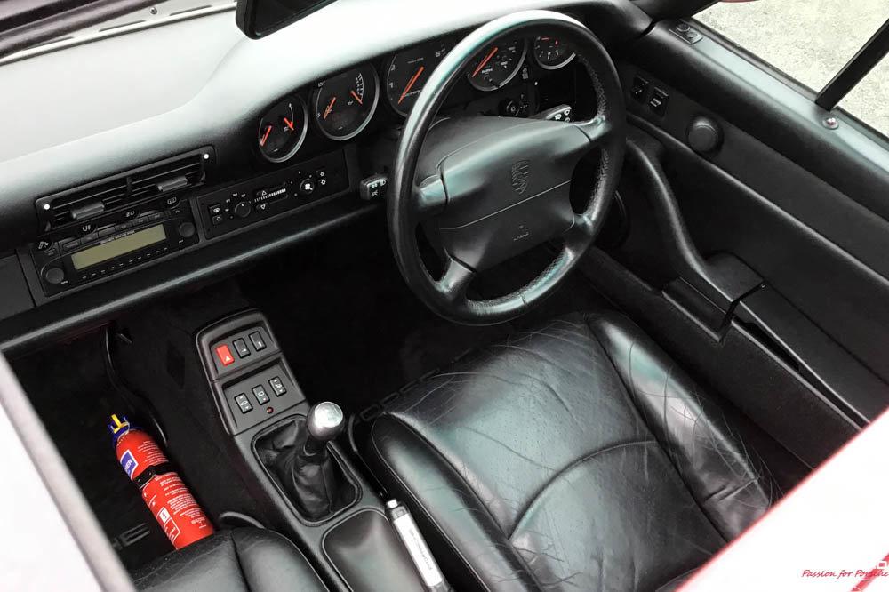 1997 Porsche 993 Carrera 2 S manual coupe For Sale (picture 4 of 6)