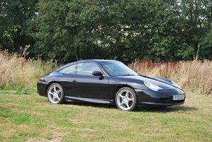 2002 Porsche 911 (996) Coupe