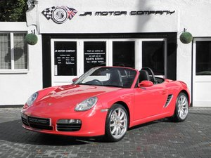 Picture of 2005 Porsche Boxster 987 3.2 S Manual Guards Red Only 50000 Miles SOLD