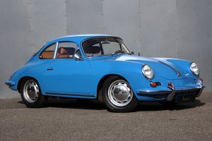 1964 Porsche 356 C Coupé LHD - Completely restored!