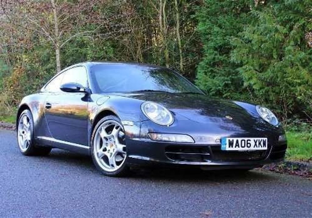 2006 Porsche 911 3.6 997 Carrera Tiptronic S 2dr 2 FORMER KEEPERS SOLD (picture 1 of 10)
