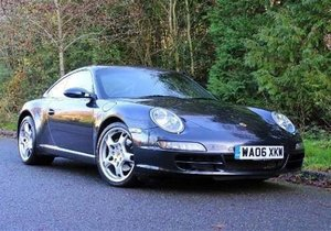 2006 Porsche 911 3.6 997 Carrera Tiptronic S 2dr 2 FORMER KEEPERS For Sale