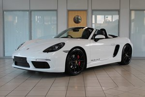 2016/16 718 Boxster 2.5 S PDK