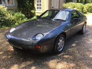 1989 Porsche 928GT Manual Channel 4 Project