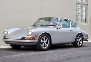 1968 Porsche 911 L Rally Car Restored 3k miles since re-buil