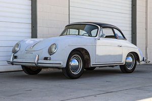 1958 Porsche 356A Cabriolet Dry Project  Rare Find  $89.5k