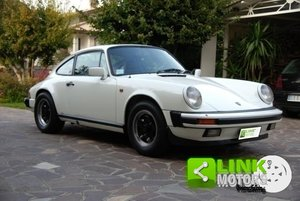 1983 Porsche 911 Carrera Coupè 3.2 Targa Oro - Matching Number