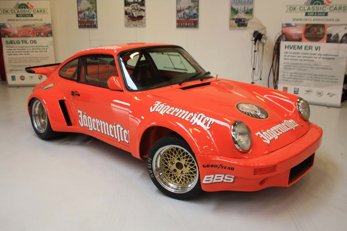 1974 Porsche 911 Carrera RSR 3.0-liter Replica, FIA Class For Sale (picture 1 of 6)