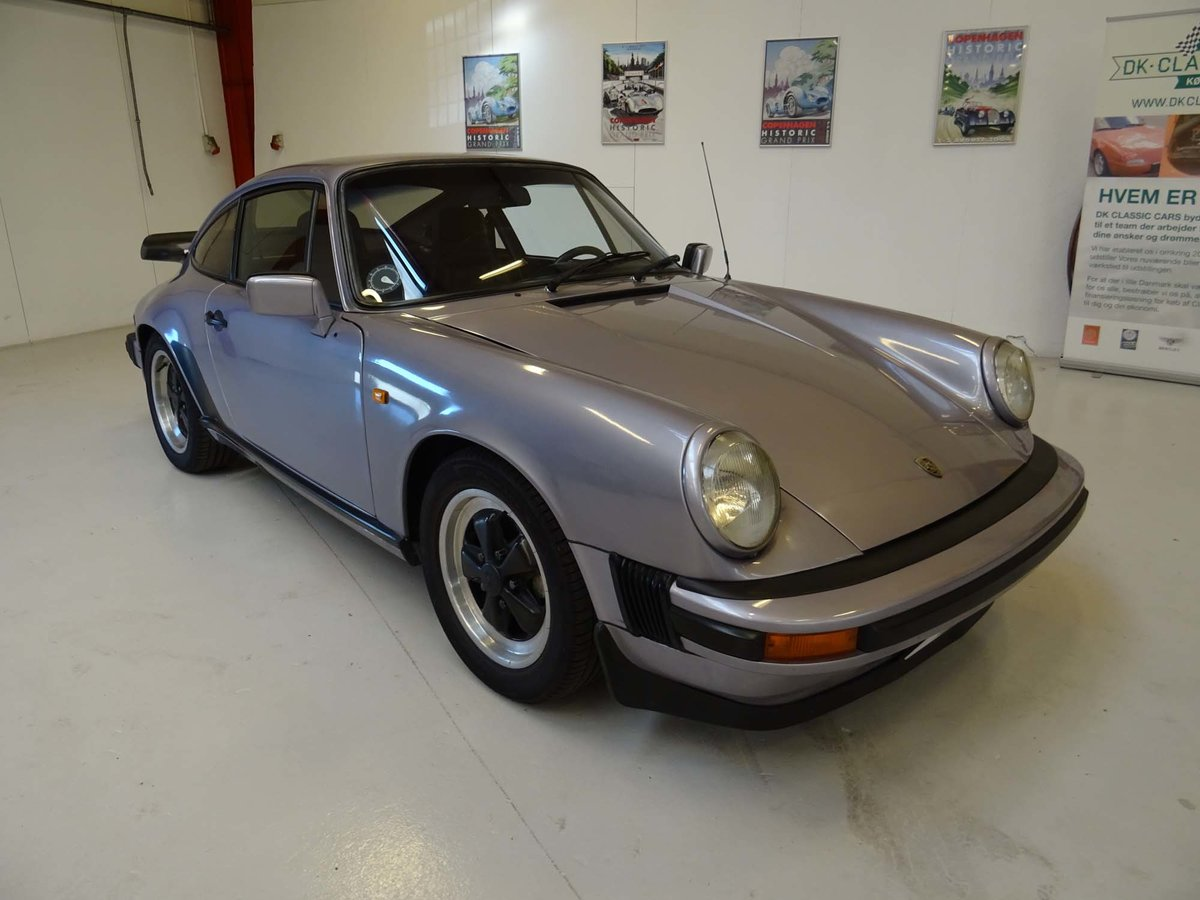1969 Porsche 911E Coupe - matching numbers car For Sale (picture 1 of 6)