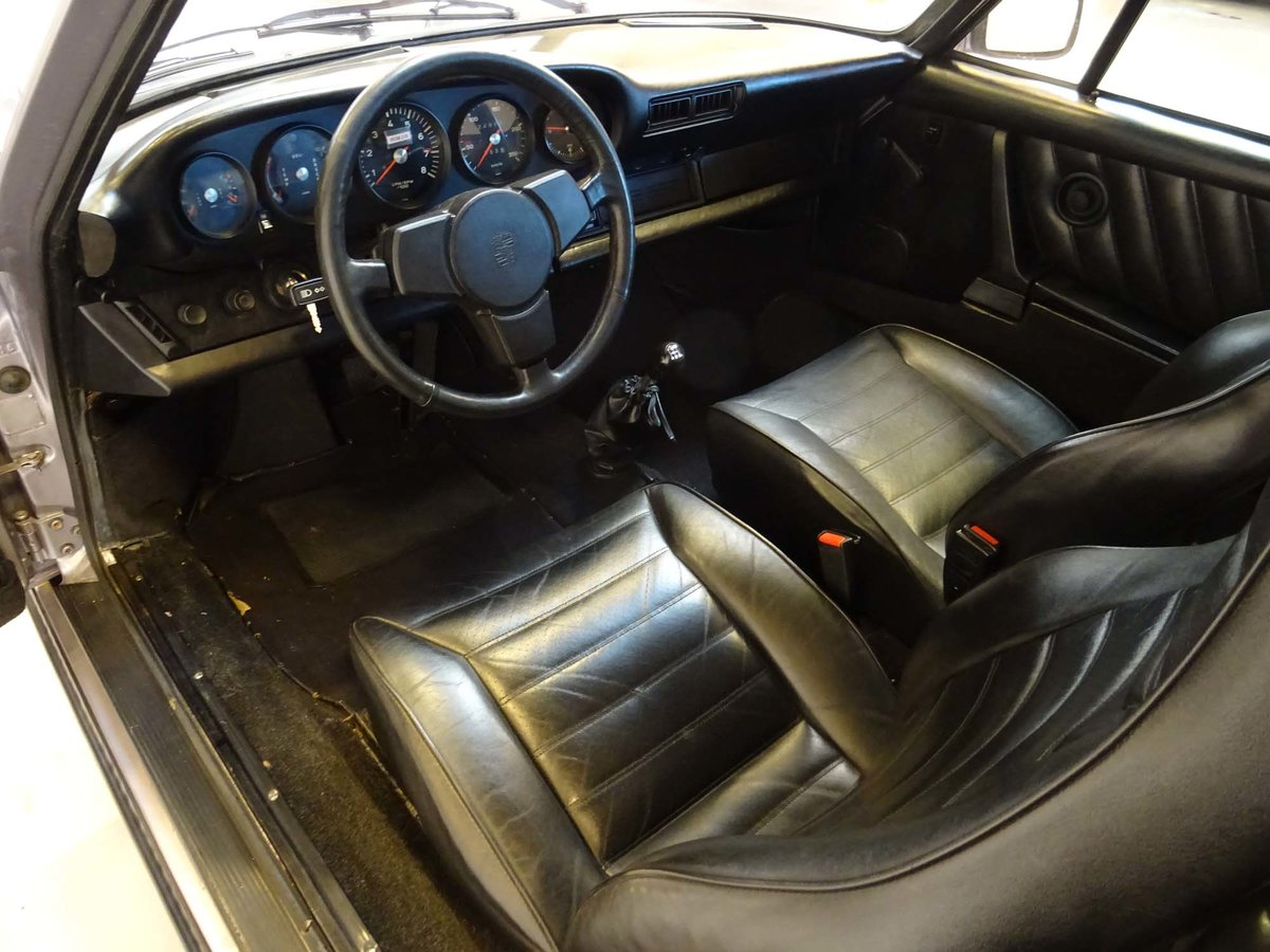 1969 Porsche 911E Coupe - matching numbers car For Sale (picture 3 of 6)