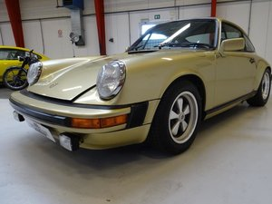 1977  Porsche 911S Coupe – matching numbers car