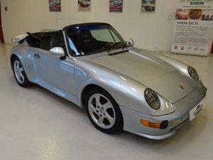 1975 Porsche 993 replica