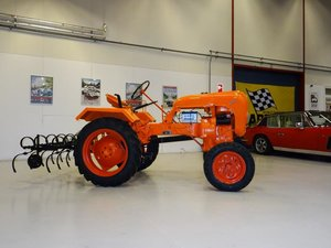 1954 Allgaier - System Porsche A 111 tractor For Sale