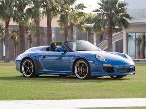 2011 Porsche 911 Speedster  For Sale by Auction