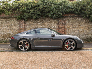 2013 Porsche  911 Carrera 991  911 50th Anniversary  SOLD
