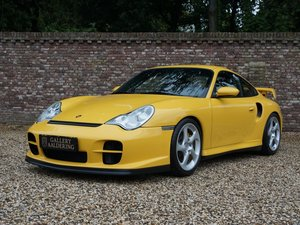 2001 Porsche 911 996 GT2 Mk1 Clubsport M003 German car, only 18.3