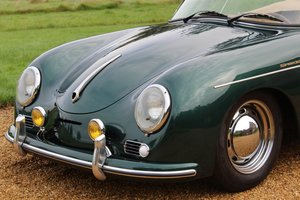 1963 Factory built 356 speedster by vintage speedster For Sale
