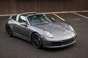 2016/16 Porsche 911 991.2 Targa 4S