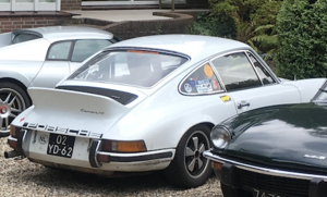 1973 Porsche 911T with 3.0 SC engine ducktail For Sale