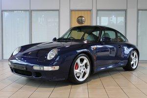 1996/N Porsche 911 (993) 3.6 C4S Coupe Manual