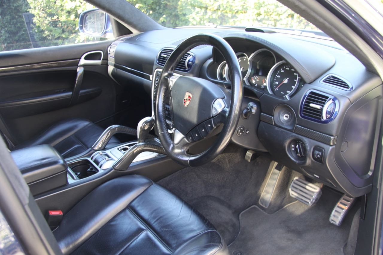 2006 Porsche Cayenne Turbo S - RARE top spec S model For Sale (picture 4 of 6)