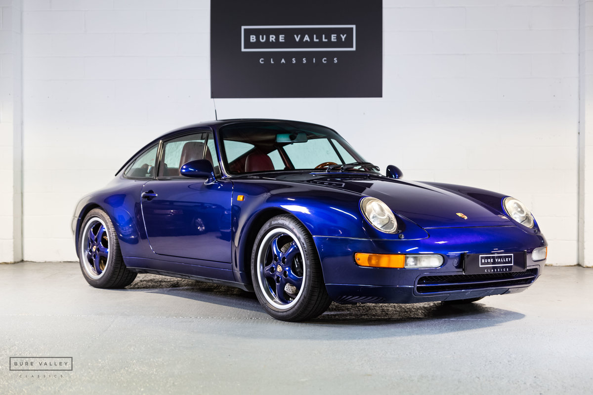 1994 Porsche 911 993 Carrera 2 For Sale (picture 1 of 6)