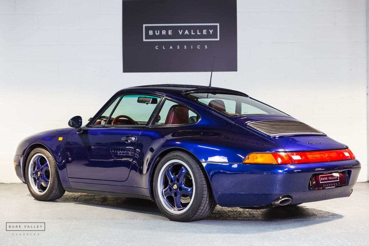 1994 Porsche 911 993 Carrera 2 For Sale (picture 2 of 6)