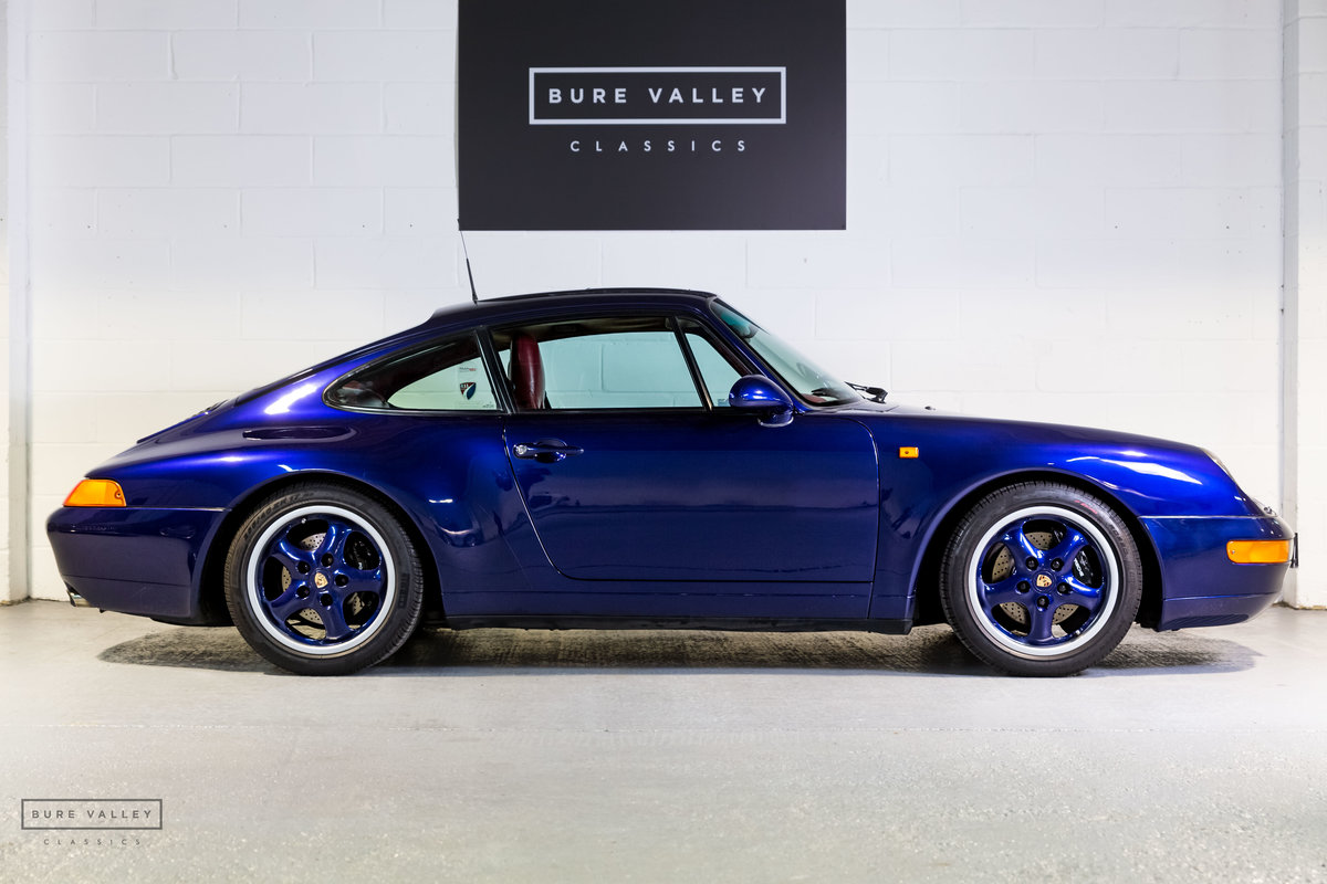 1994 Porsche 911 993 Carrera 2 For Sale (picture 3 of 6)