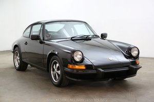 1973 Porsche 911E Sunroof Coupe
