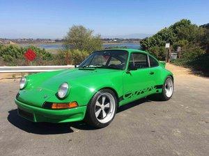 1973 Porsche RSR Tribute Pro Built Clone 3.6L Go Green $125k