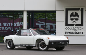 1970 Porsche 914/6 'M471' -One owner - Restored - Books For Sale