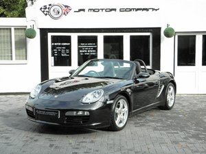 Picture of 2007 Porsche Boxster 2.7 Manual Basalt Black huge spec 44k miles! SOLD