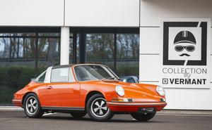 1970 Porsche 911T Targa -RESTORED condition-