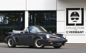 1988 Porsche 930 Cabrio - EU VERSION - FIRST PAIN!