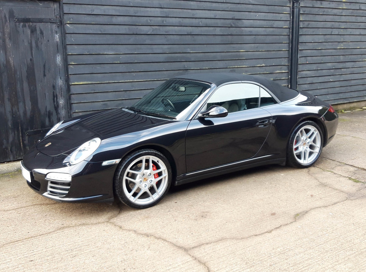 2010 PORSCHE 911/997 GEN II 3.8 CARRERA 4S PDK CAB ( Huge Spec ) SOLD (picture 3 of 6)