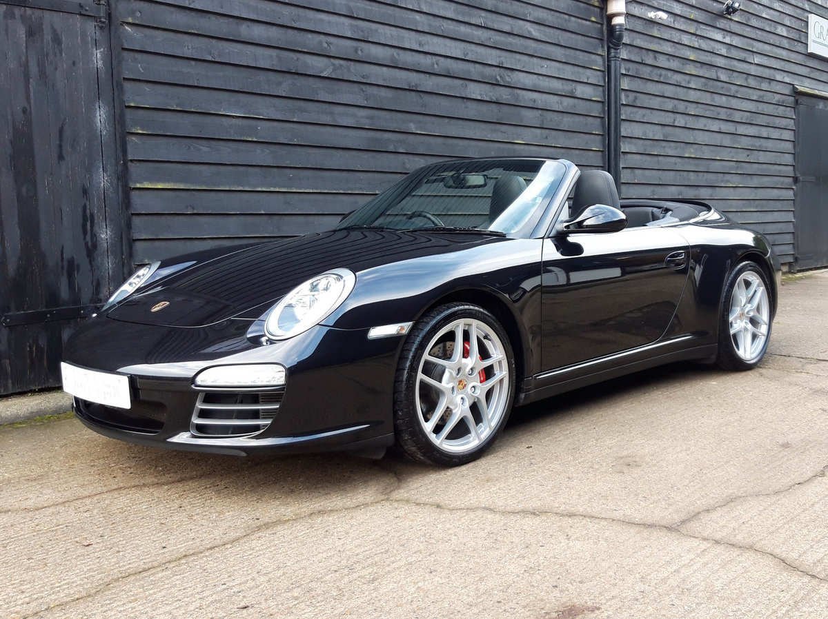 2010 PORSCHE 911/997 GEN II 3.8 CARRERA 4S PDK CAB ( Huge Spec ) SOLD (picture 4 of 6)