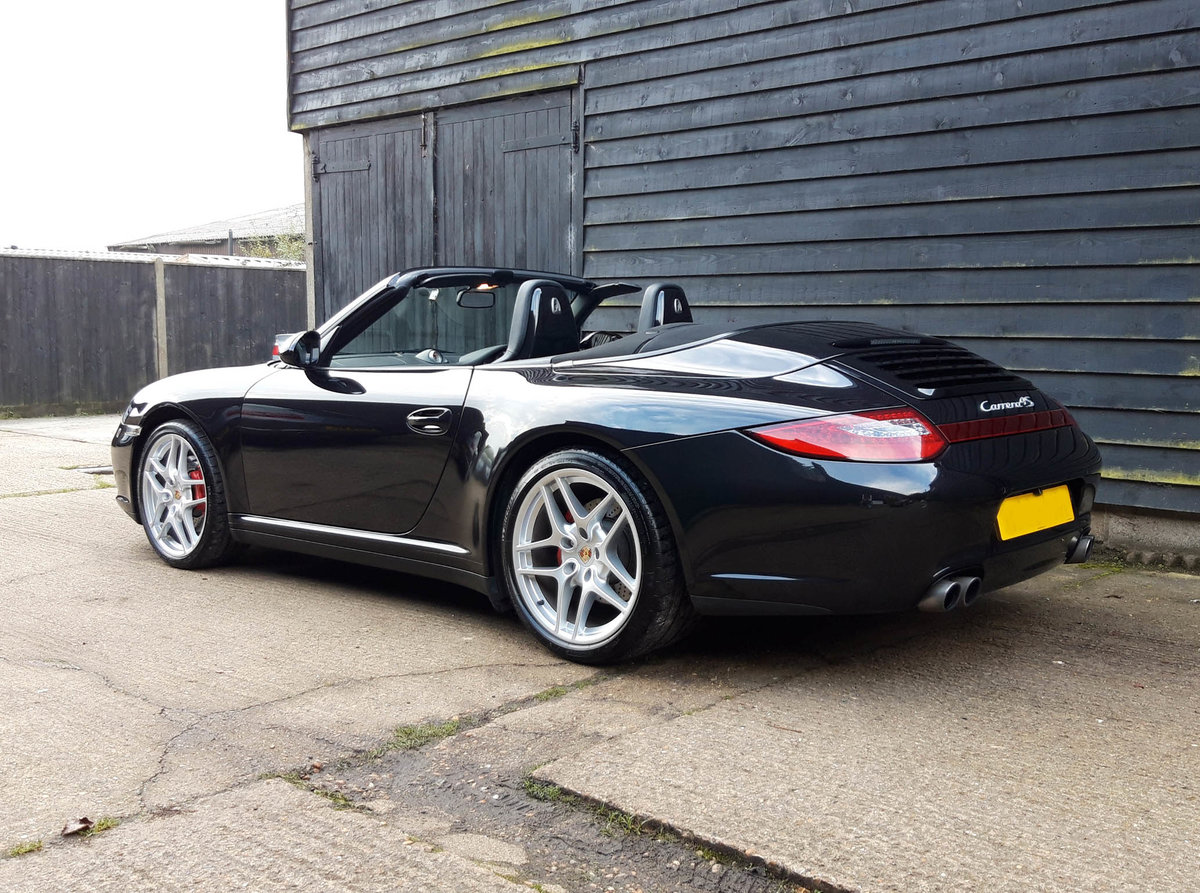2010 PORSCHE 911/997 GEN II 3.8 CARRERA 4S PDK CAB ( Huge Spec ) SOLD (picture 5 of 6)