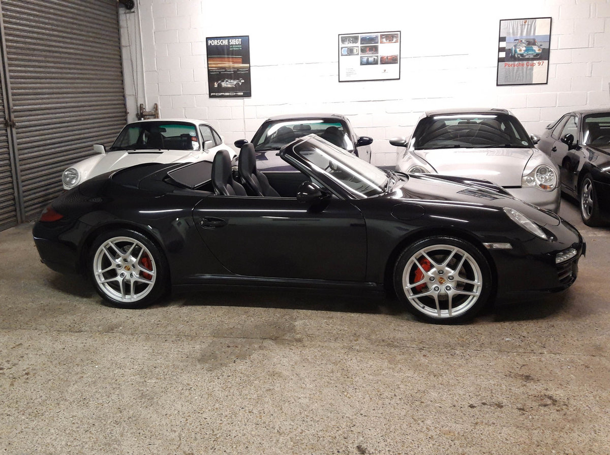 2010 PORSCHE 911/997 GEN II 3.8 CARRERA 4S PDK CAB ( Huge Spec ) SOLD (picture 6 of 6)