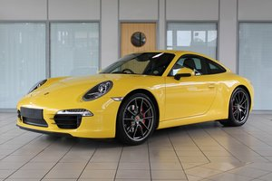 2013/13 Porsche 911 (991) 3.8 C2S Manual Coupe