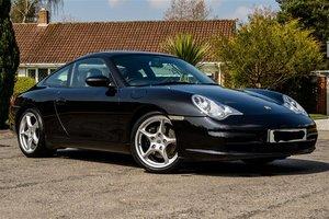 2003 Porsche 911 (996) 3.6 Carrera 2 auto