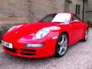 2007 PORSCHE 997 CARRERA 2S  RECON ENGINE IMMAC .£26975 For Sale