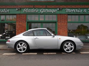 Picture of 1996 Porsche 993 C4 Coupe Manual  SOLD