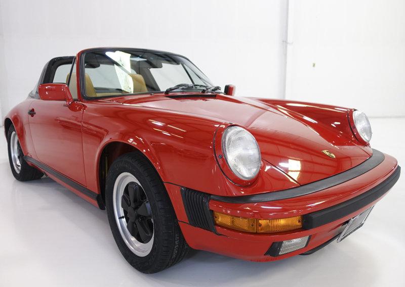 1988 Porsche 911 Carrera 3.2 Targa For Sale (picture 2 of 6)