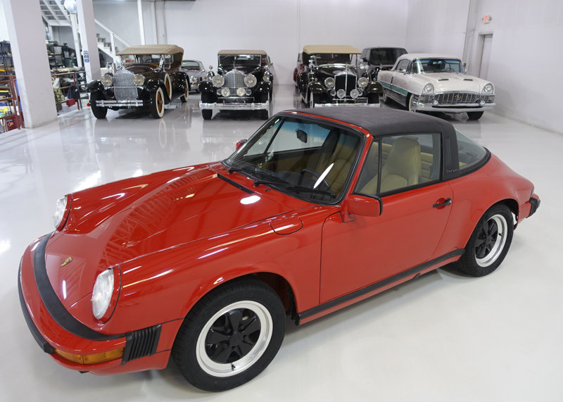 1988 Porsche 911 Carrera 3.2 Targa For Sale (picture 3 of 6)