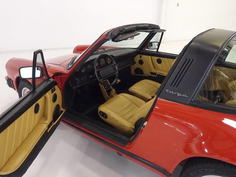1988 Porsche 911 Carrera 3.2 Targa For Sale (picture 4 of 6)