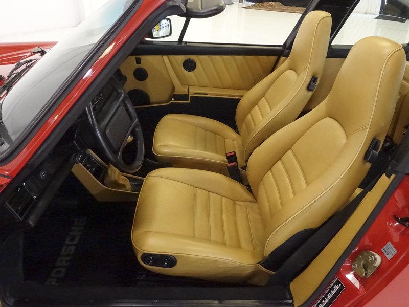 1988 Porsche 911 Carrera 3.2 Targa For Sale (picture 5 of 6)