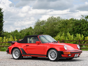 Picture of 1989 Porsche 930 Turbo Cabriolet  For Sale