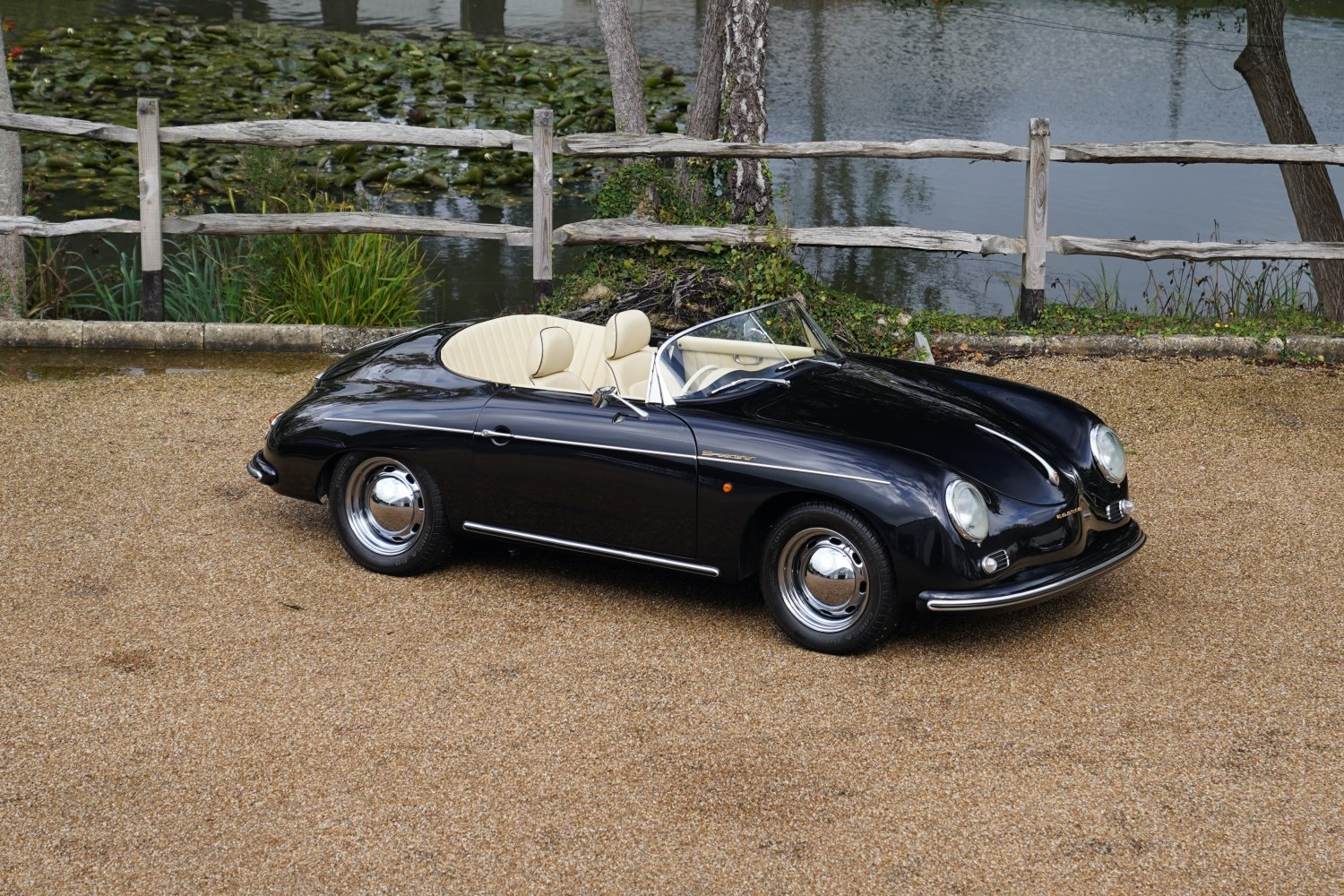 2010 356 Speedster Replica by Pilgrim For Sale (picture 1 of 6)