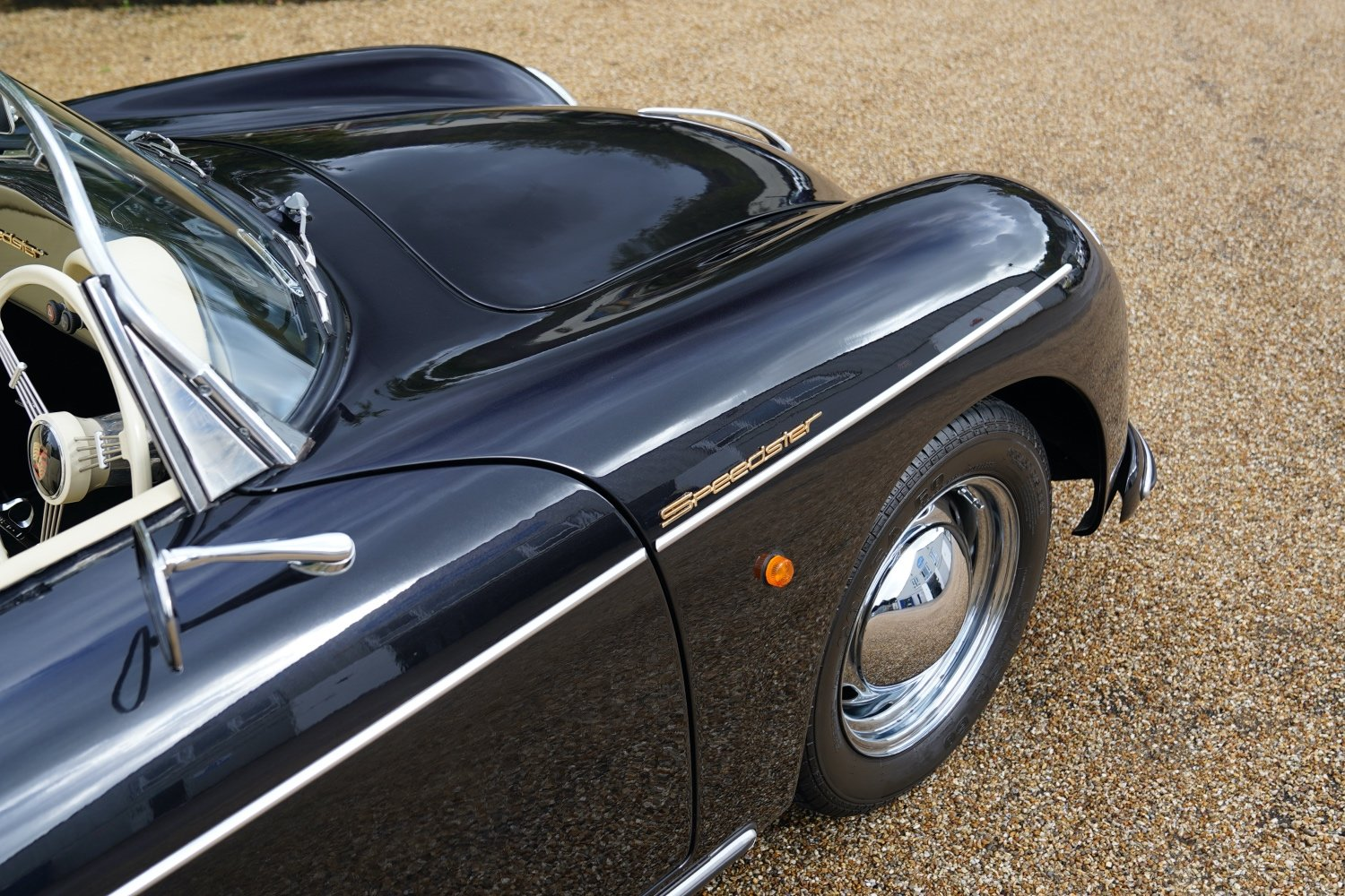 2010 356 Speedster Replica by Pilgrim For Sale (picture 2 of 6)