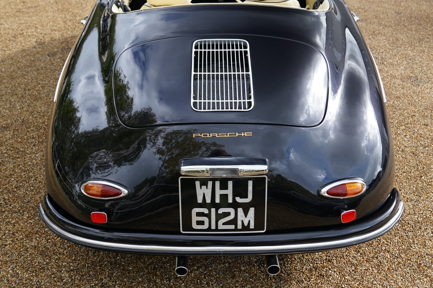 2010 356 Speedster Replica by Pilgrim For Sale (picture 4 of 6)